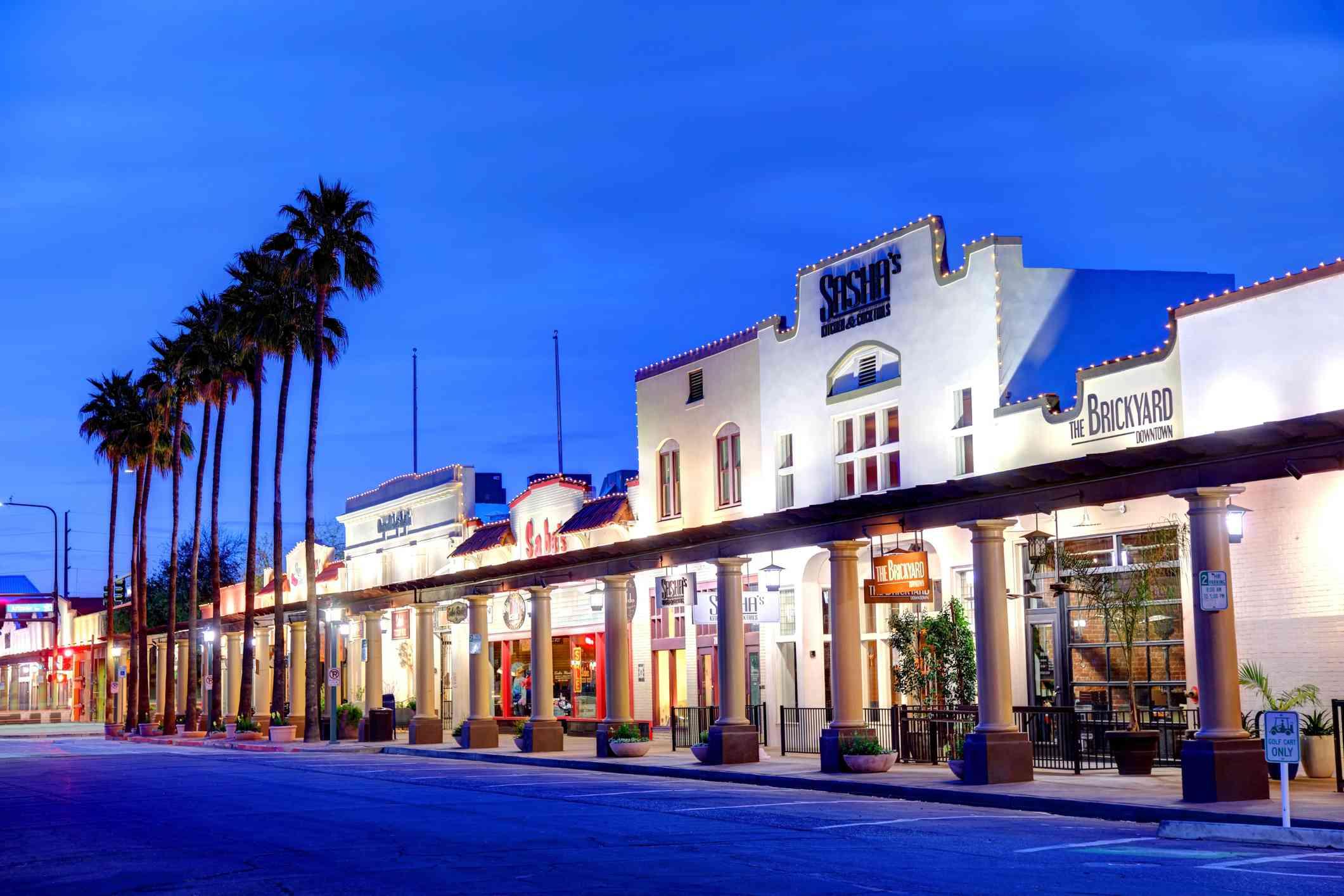 Historic Downtown Chandler, Arizona