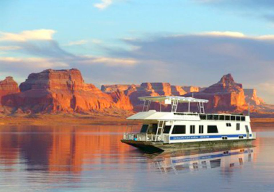 What To Expect From A Lake Mead Houseboat