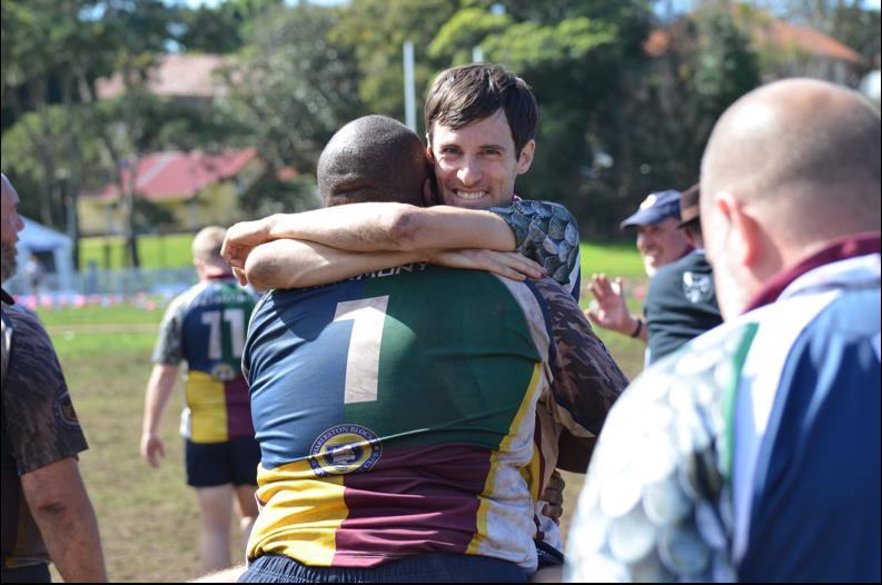Bingham Cup Gay Rugby