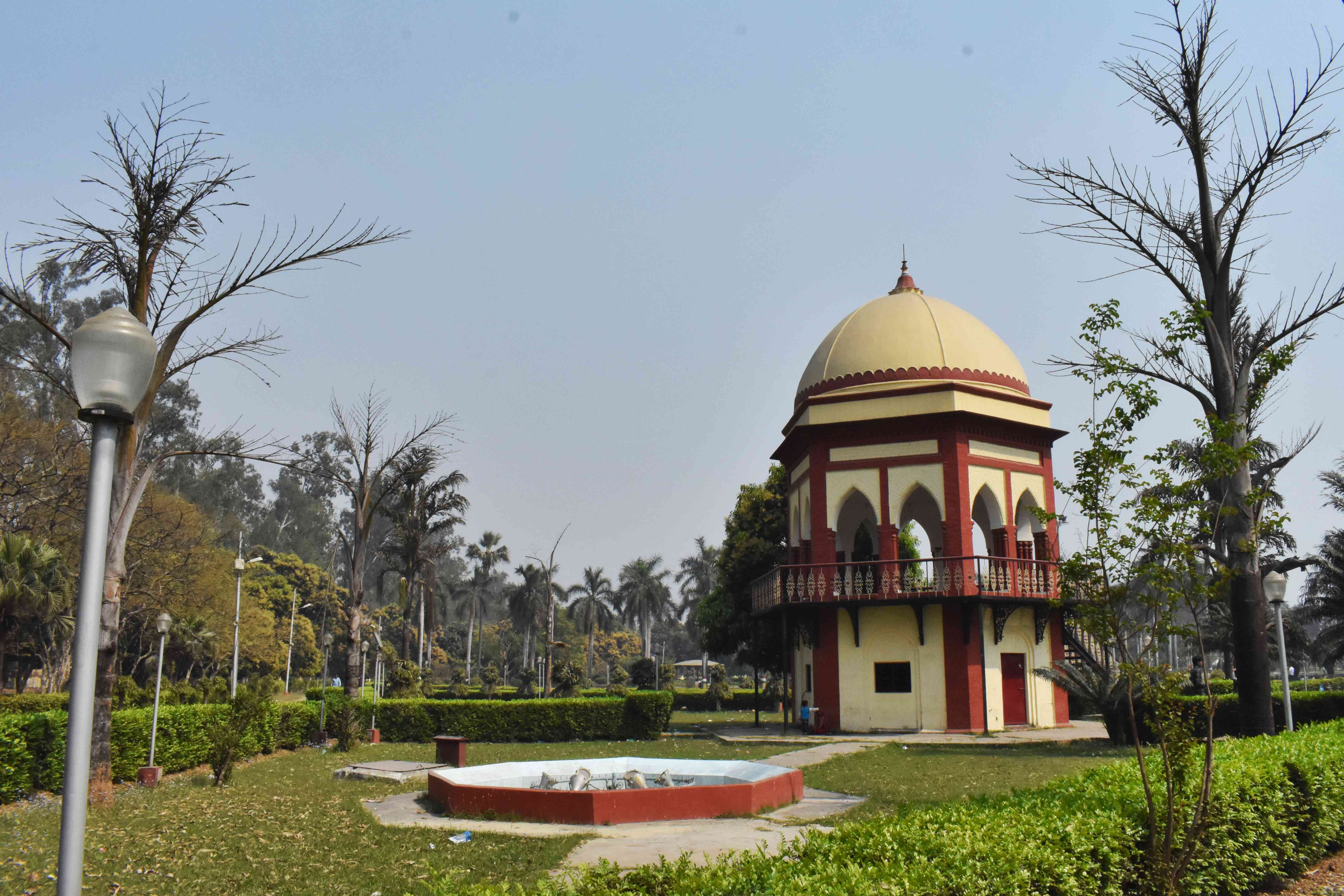 Vidyavasini Park, Gorakhpur.