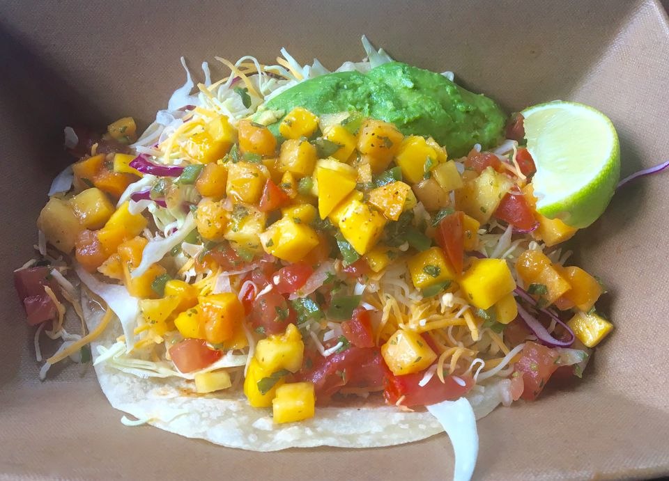 TKO Taco de The Fish Shop en San Diego