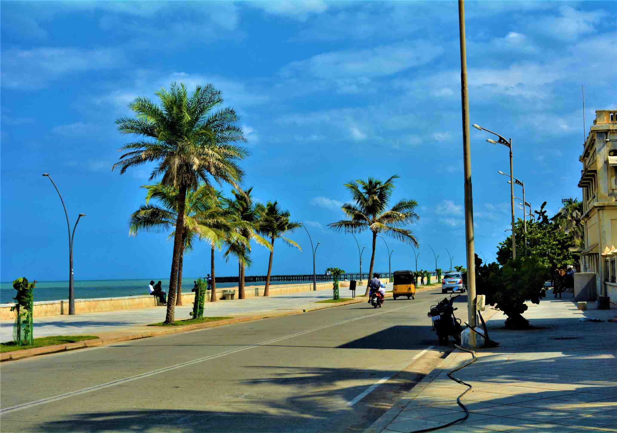 Playa Muzhappilangad Drive-in