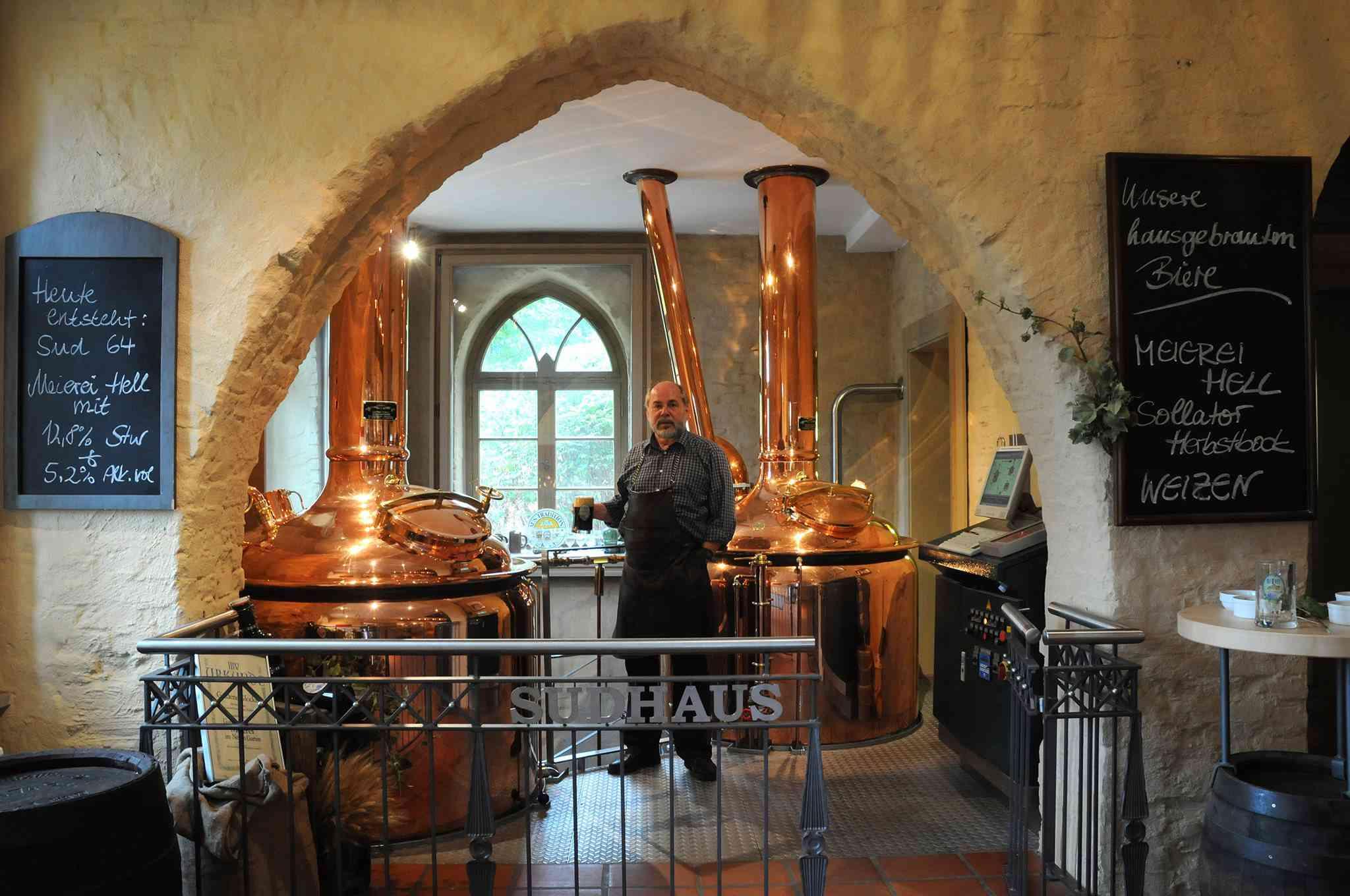 Meierei Brauerei Potsdam