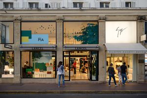 Shopping on the French Riviera in Cannes