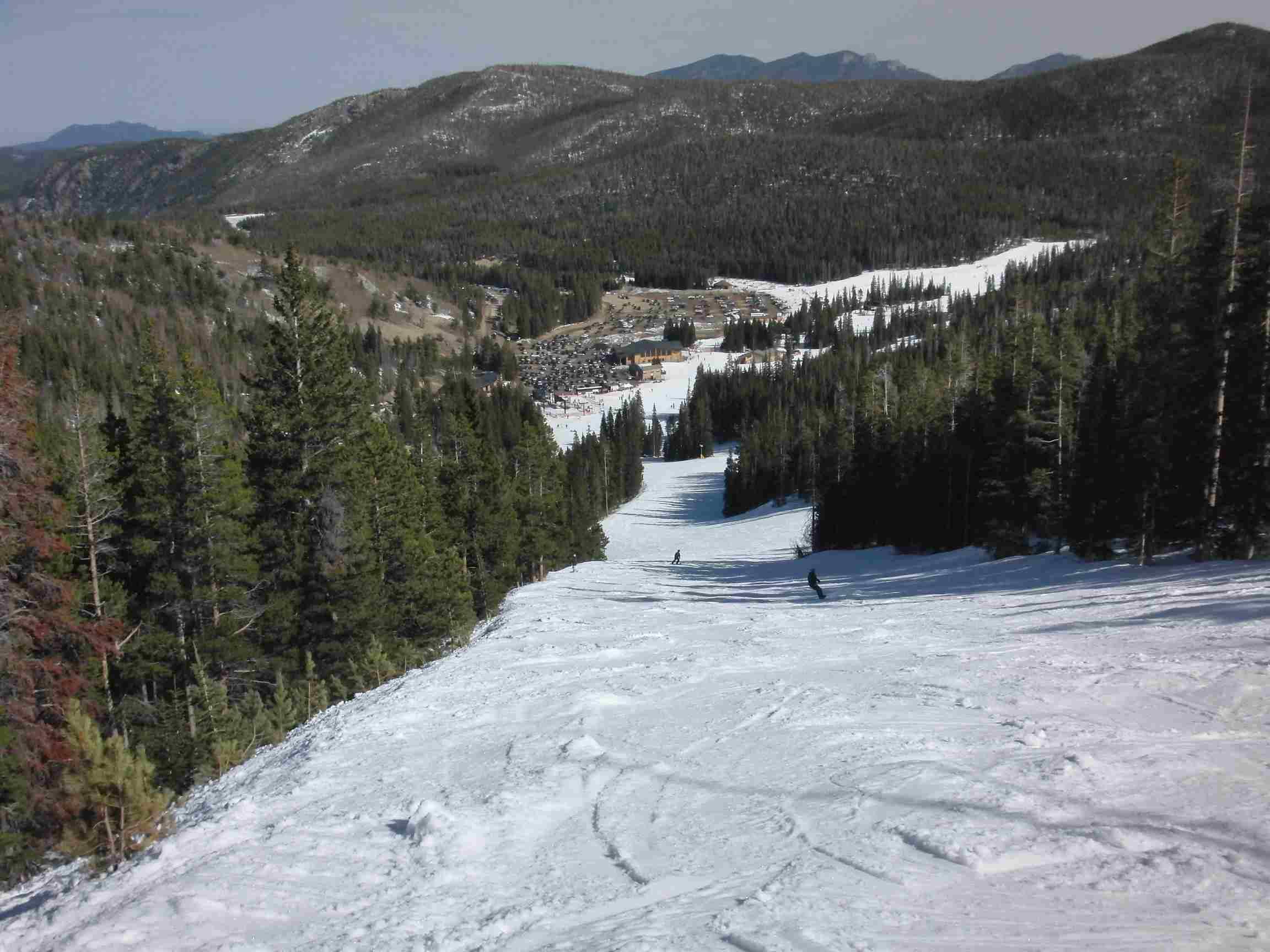 where to ski around denver, colorado