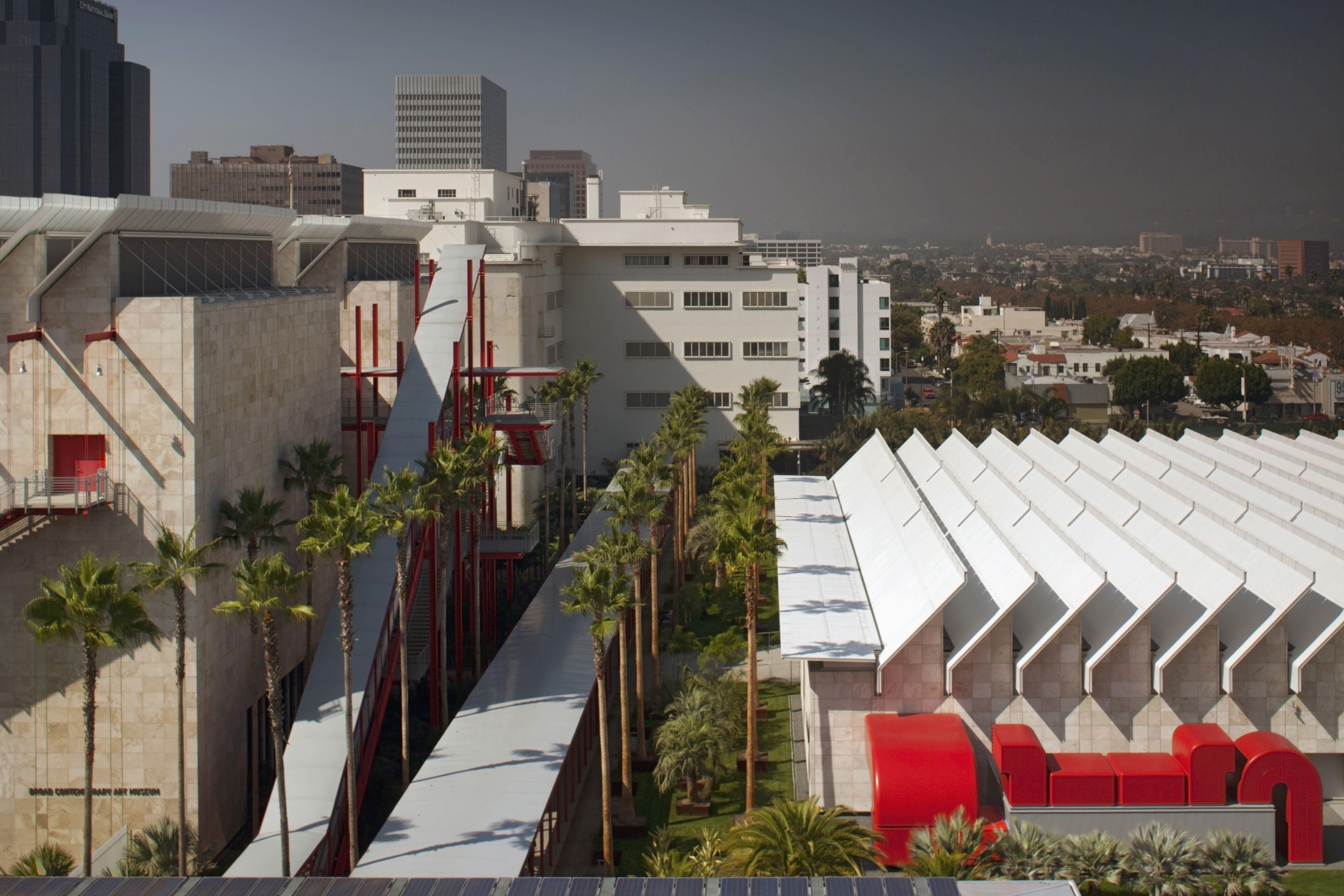 Lacma Broad & Resnick Pavilion, Los Ángeles, Estados Unidos, 2010