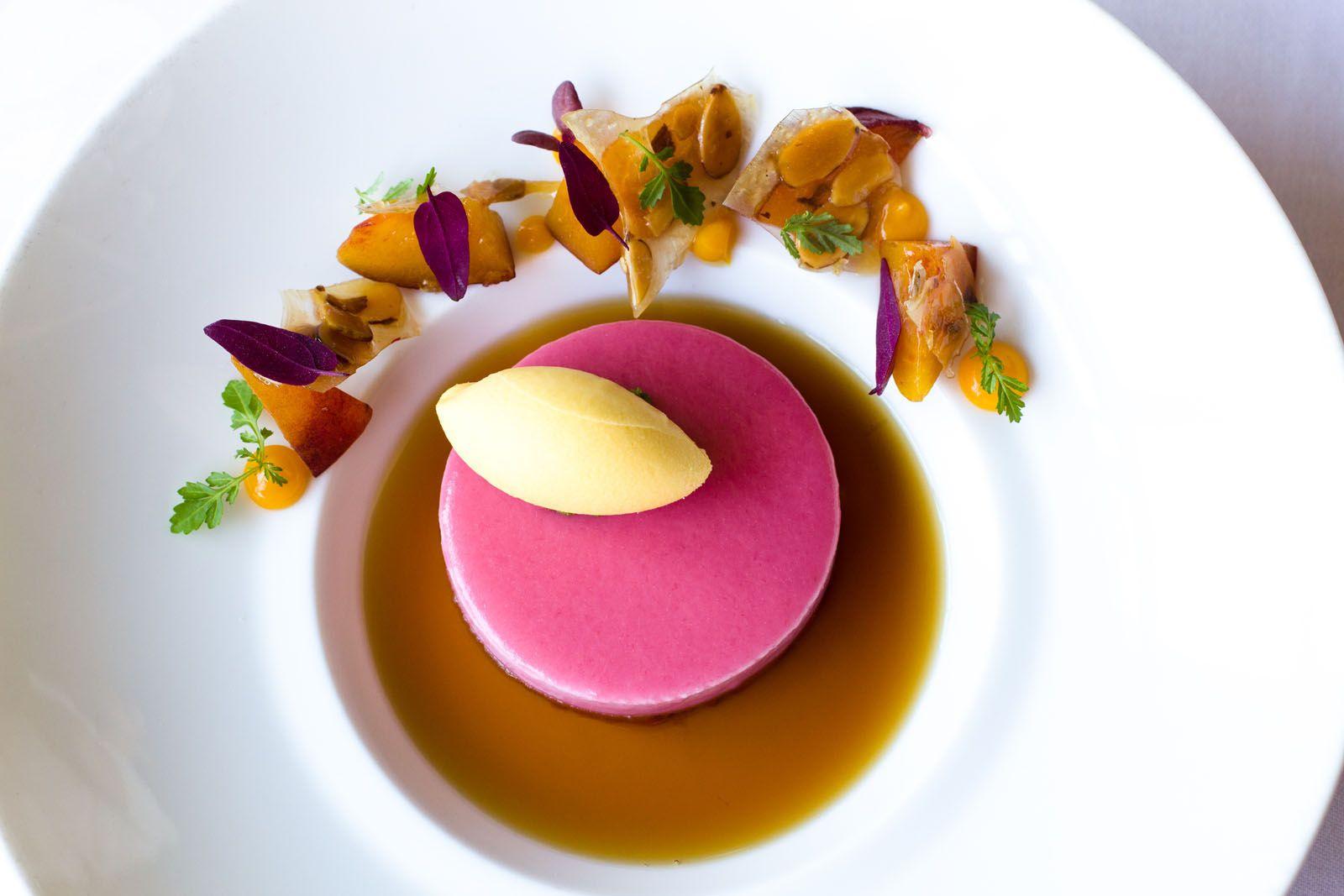 Dish at Acquerello