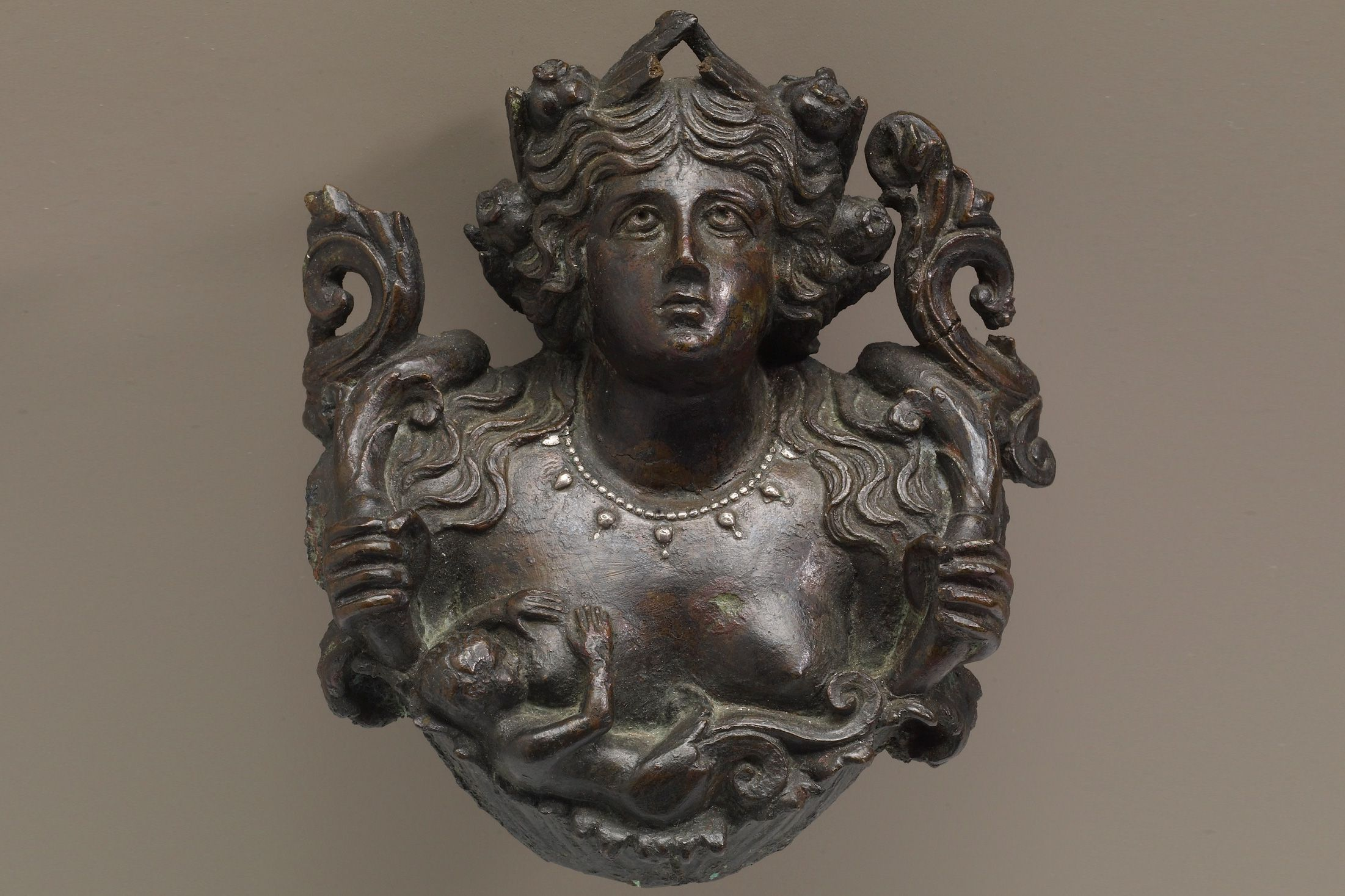 Ancient Gaia Statue facts and myths of gaia, the greek goddess of the earth