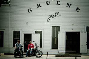 Gruene Hall New Braunfels TX