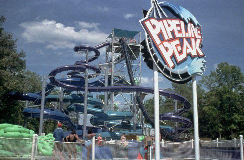 Kings Dominion amusement park