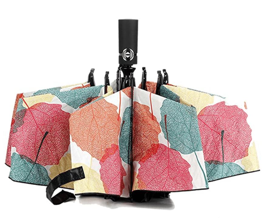 Lanbrela Windproof Travel Umbrella