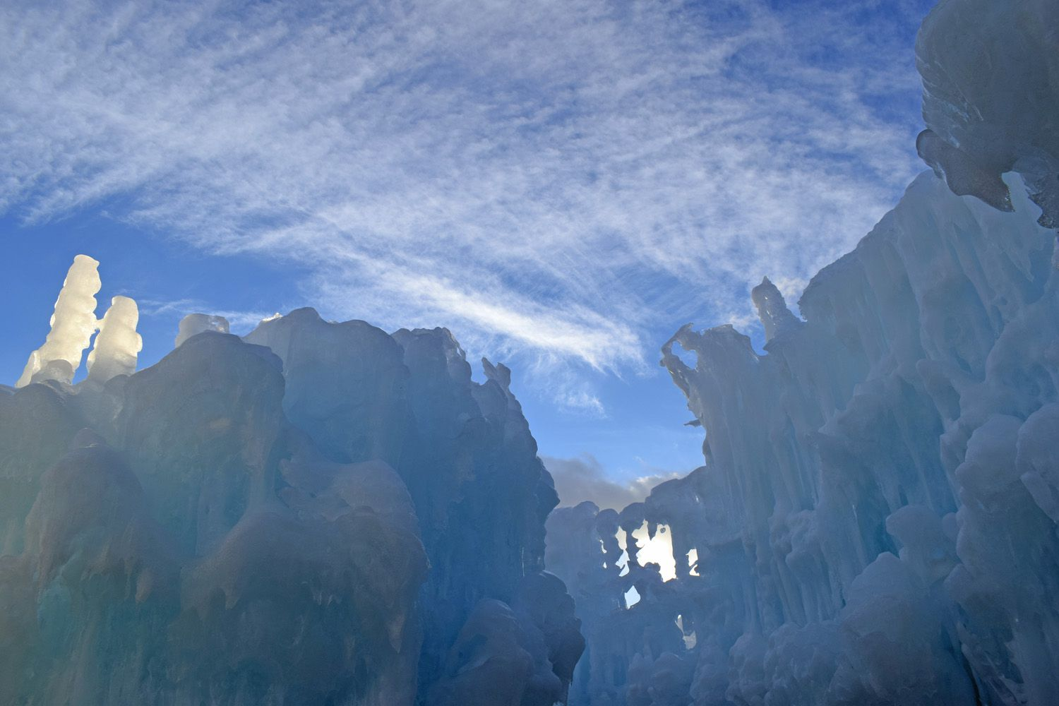 North Knox Auto >> New Hampshire Ice Castle is a Cool Winter Attraction