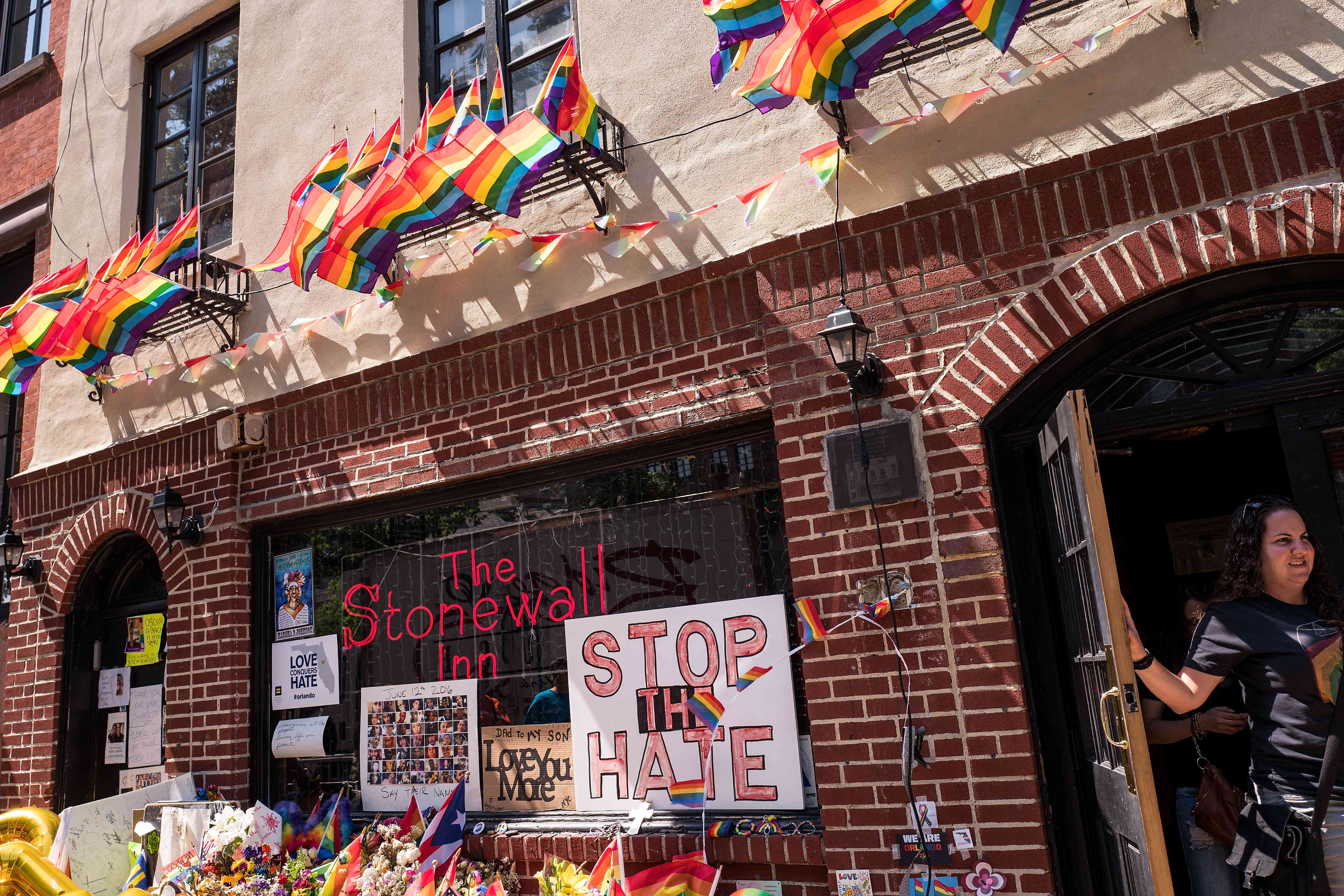 Stonewall Inn Designated By President Obama As National Monument