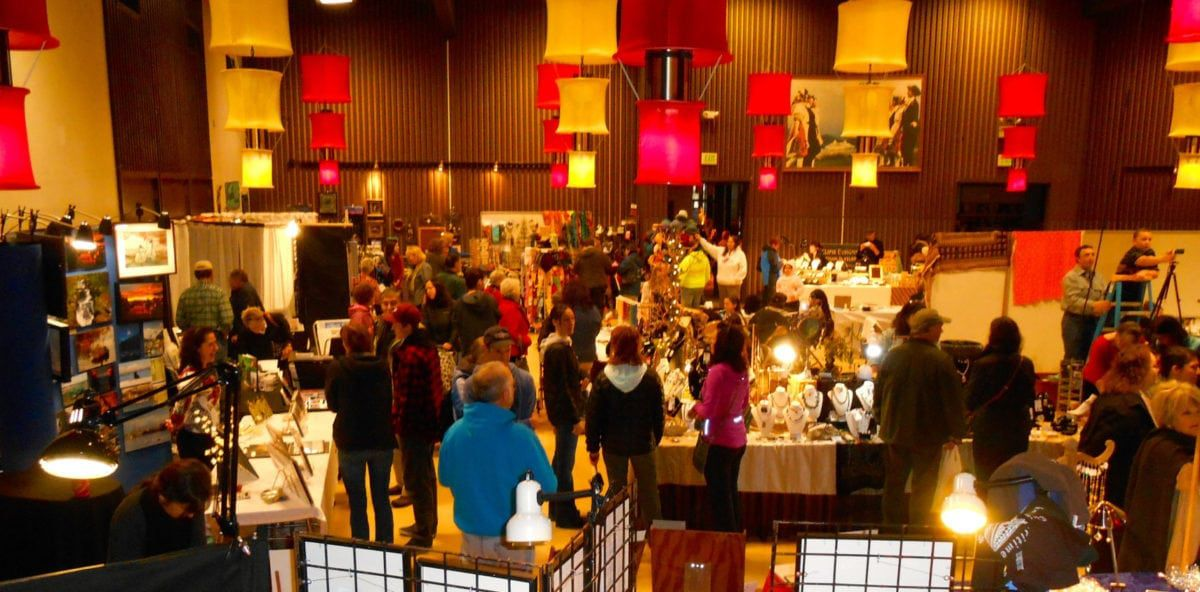 Sitka Artisans Market & Holiday Craft Party