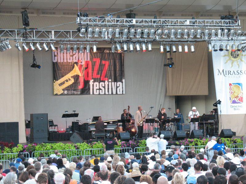 Jazz Festival, Chicago