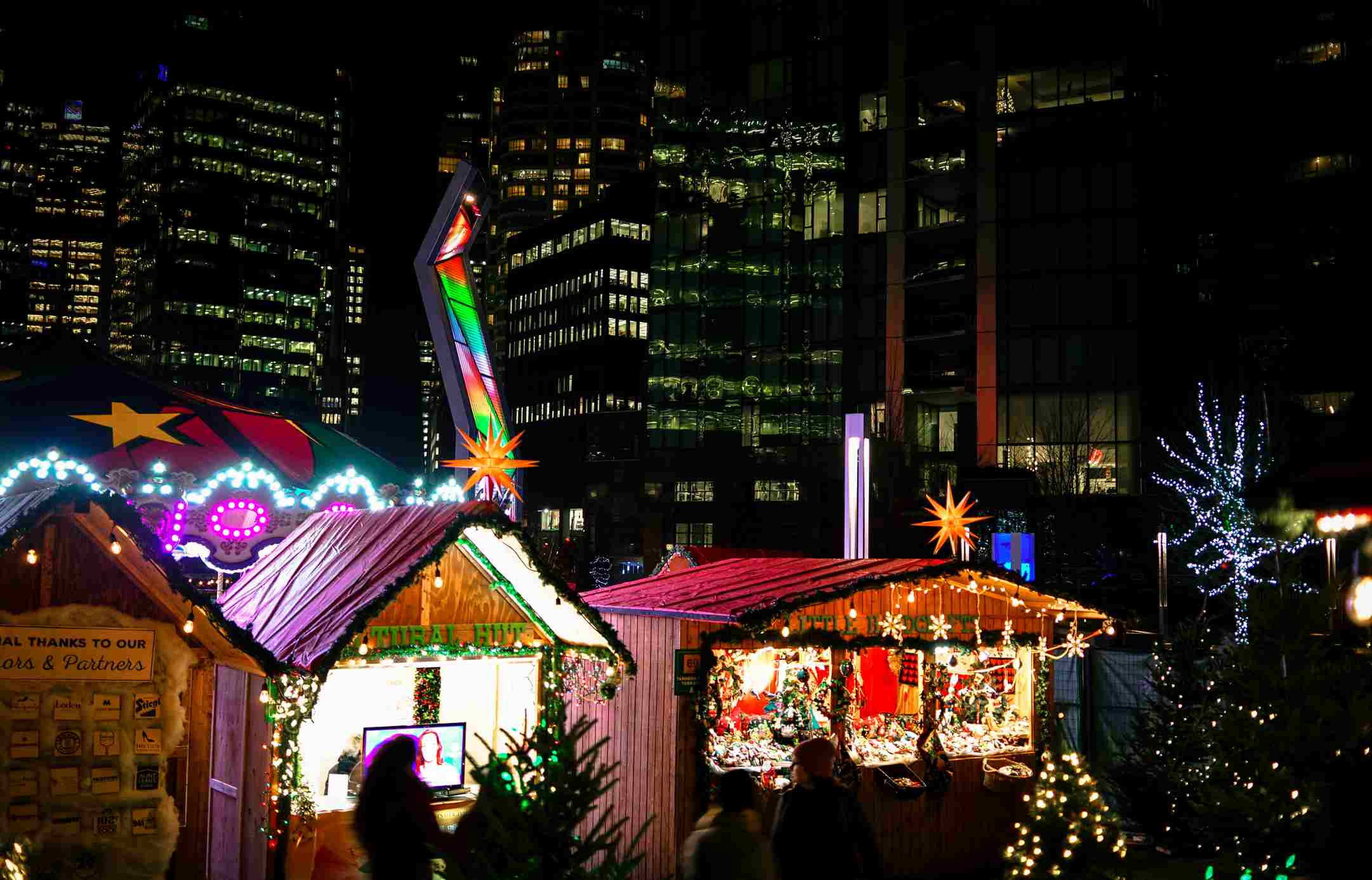 Where to See Santa in Vancouver