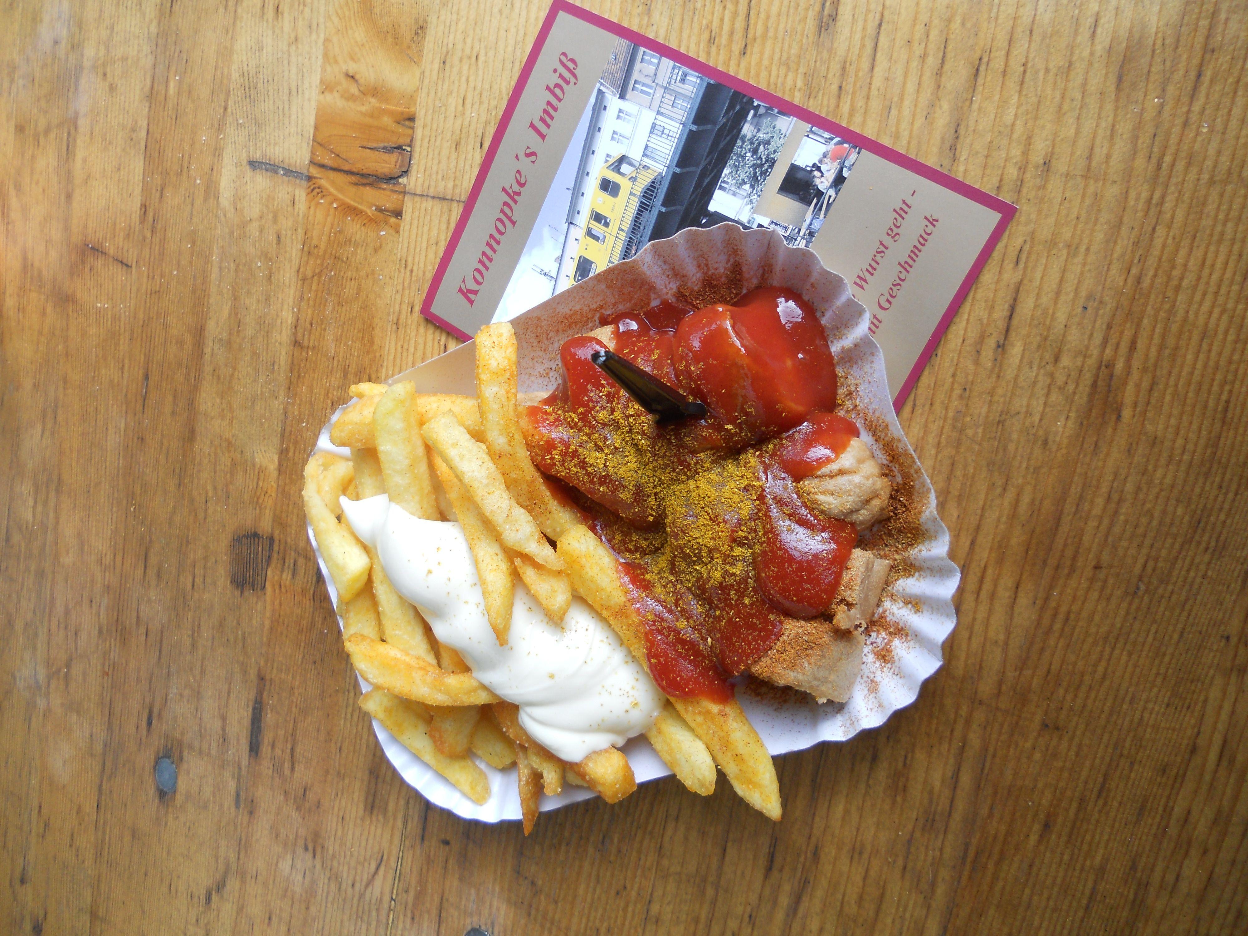 Guide to Berlin Street Food