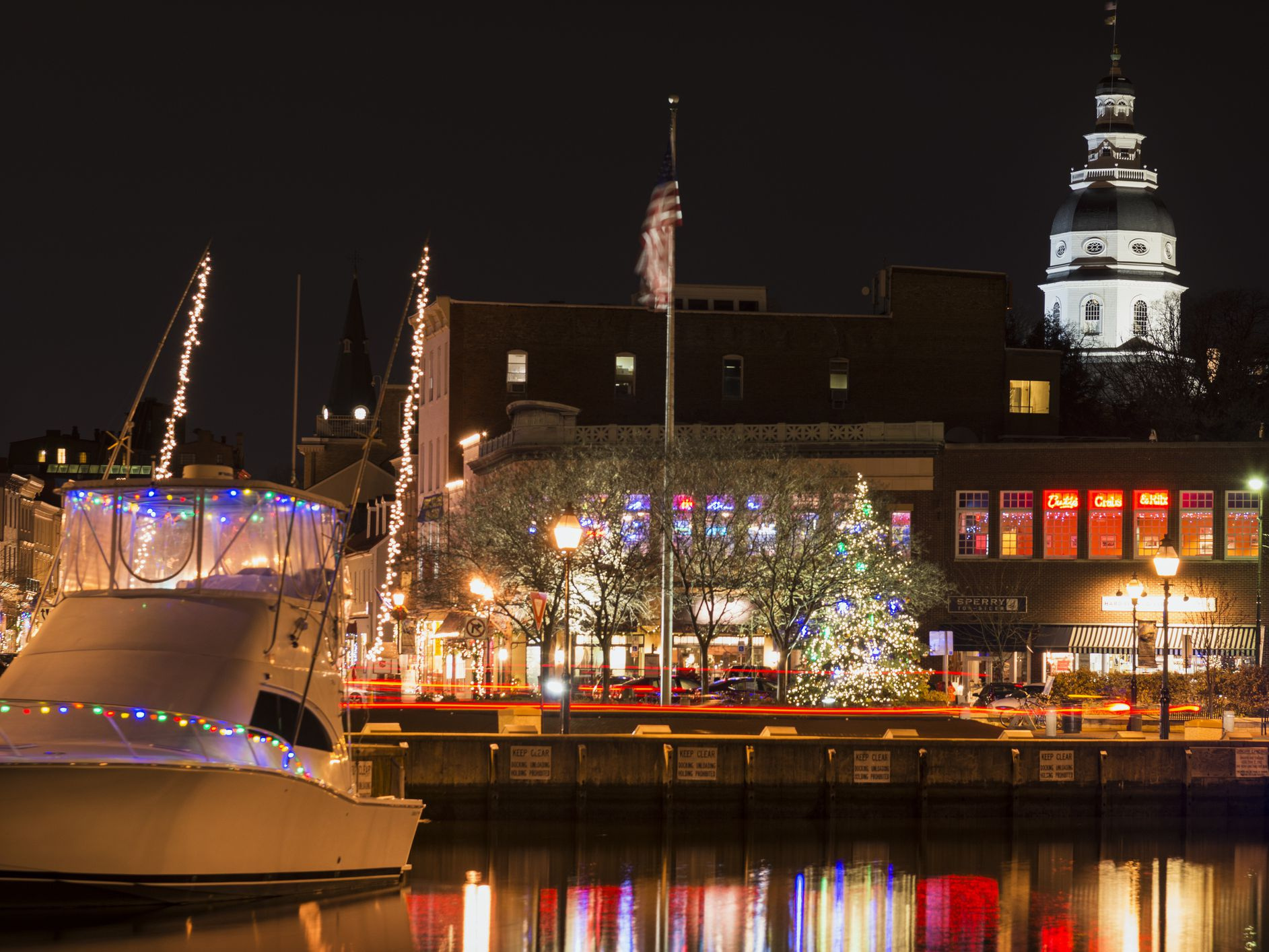 Chesapeake Christmas Parade 2019.Christmas In Annapolis 2018 Major Holiday Events