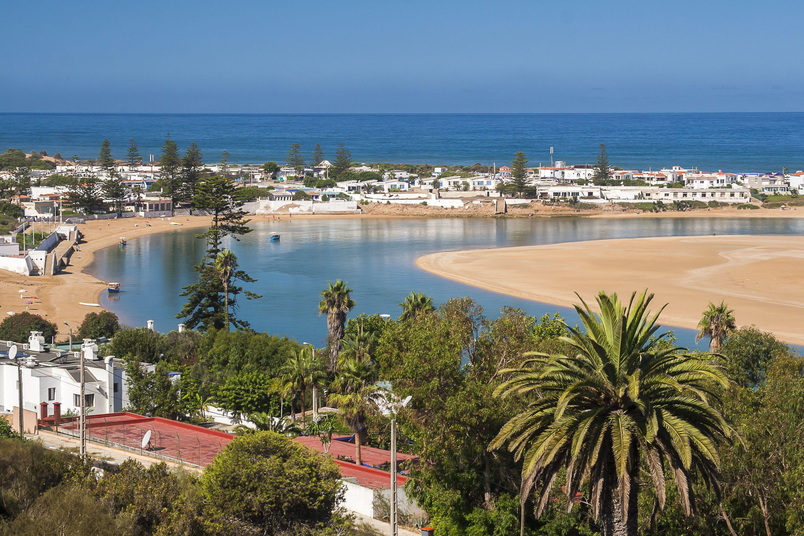 Oualidia Lagoon, Morocco