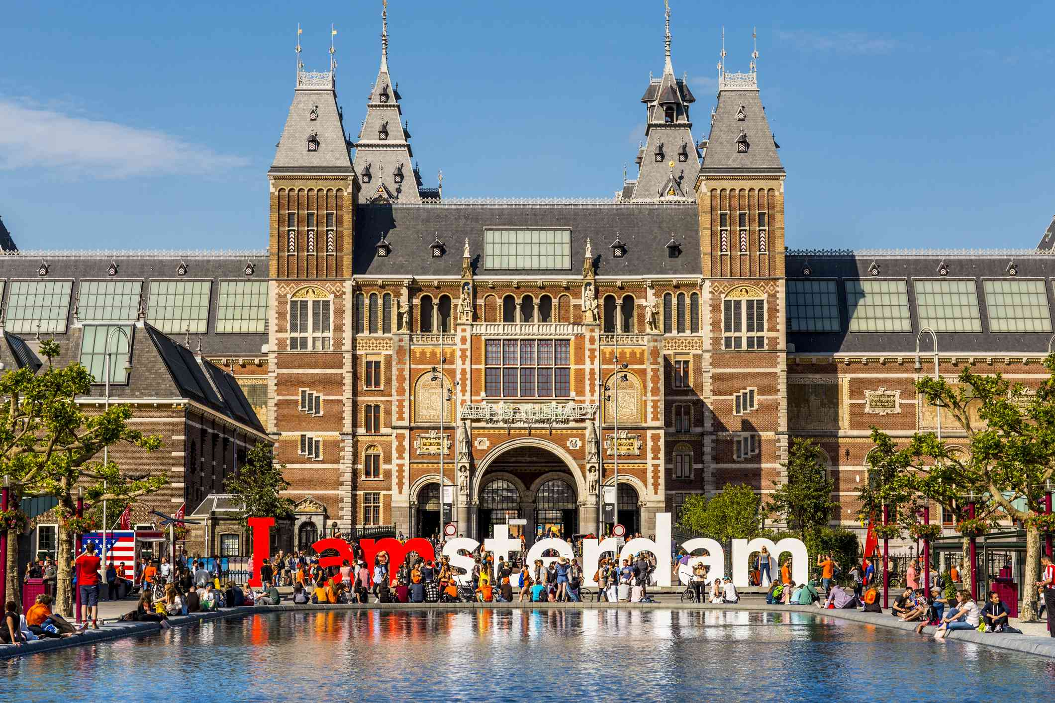 Rikjsmuseum, Amsterdam