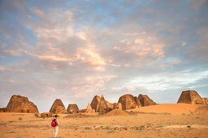 Forgotten Wonders Sudan's Meroë Pyramids