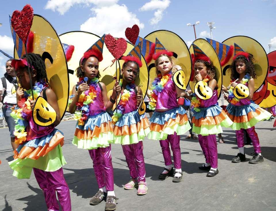 Trinidad & Tobago Children's Carnival