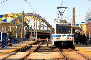 Baltimore Light Rail - No.1