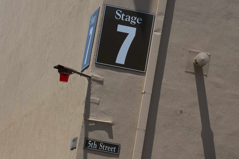 Etapa 7 en Warner Bros. Studios en Burbank