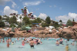 Blizzard Beach at Disney World