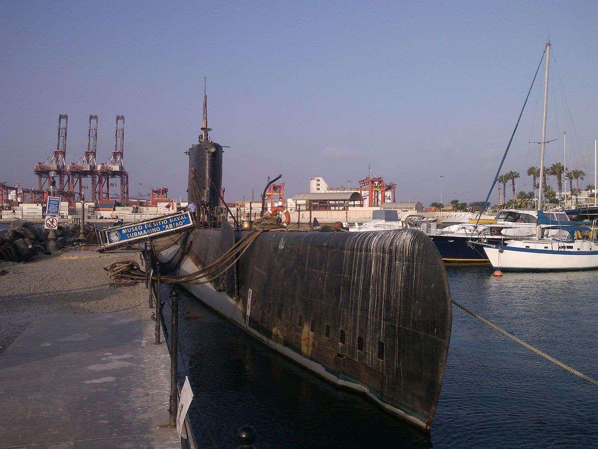 Museo Submarino Abtao