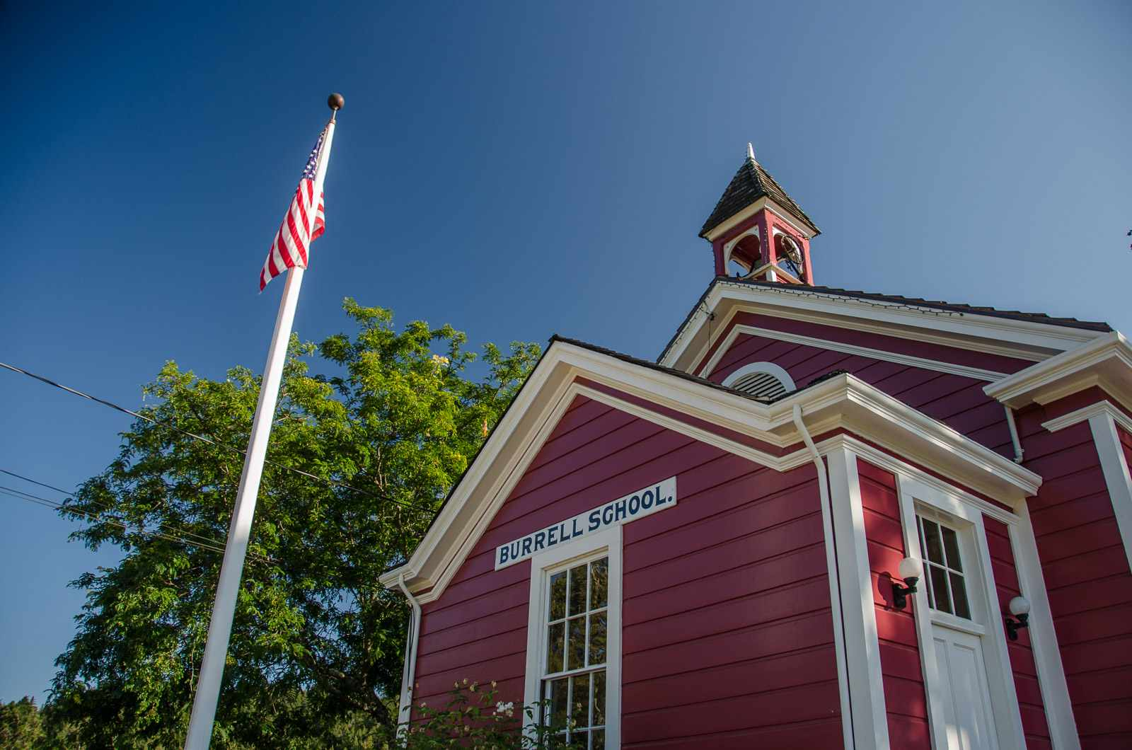 Burrell School Winery, Santa Cruz Mountain Wine Region