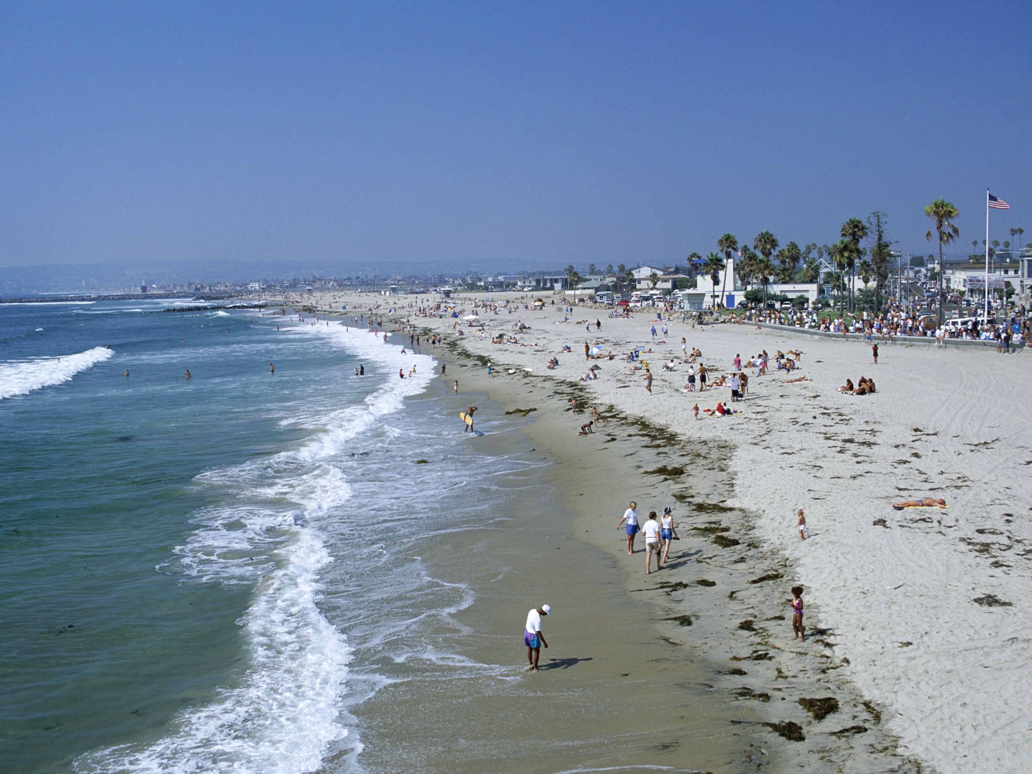 San Go Neighborhood Profile Ocean Beach