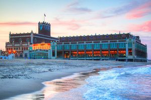 Convention Hall Asbury Park New Jersey