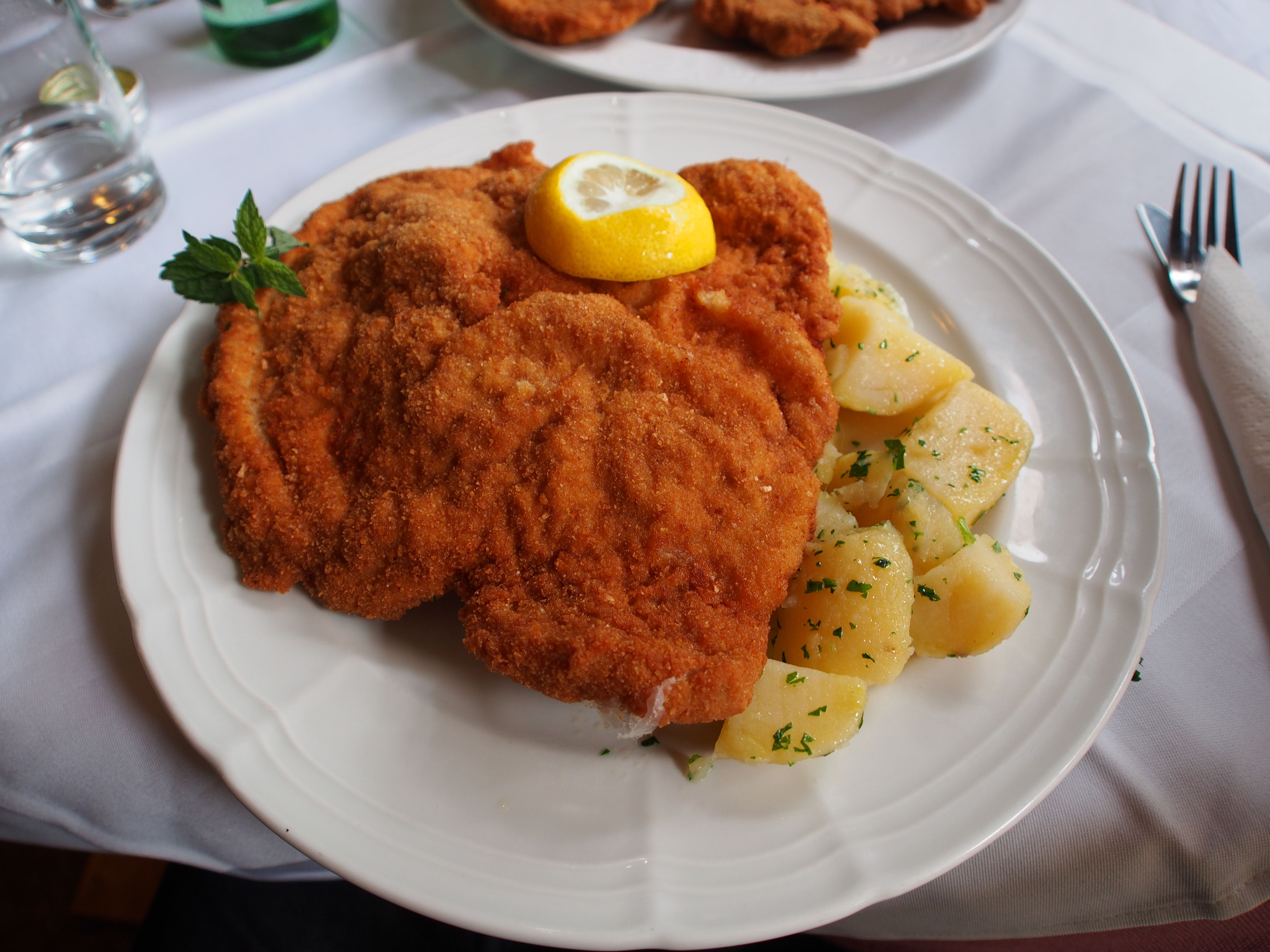 what is austria famous for food