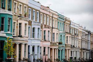 Notting Hill in London