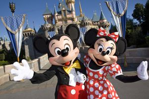 Take your sweetheart to Disneyland for Valentine's Day