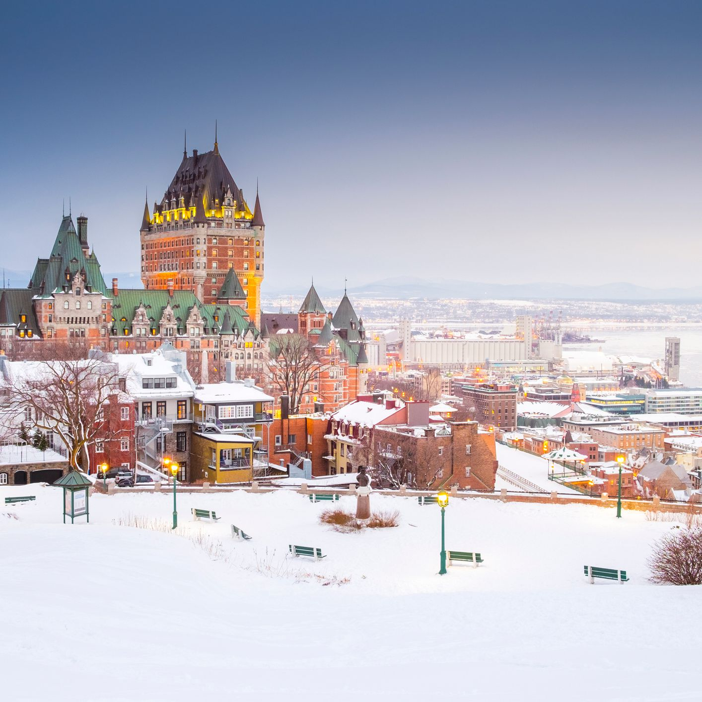 Winter in Canada: Weather and Event Guide