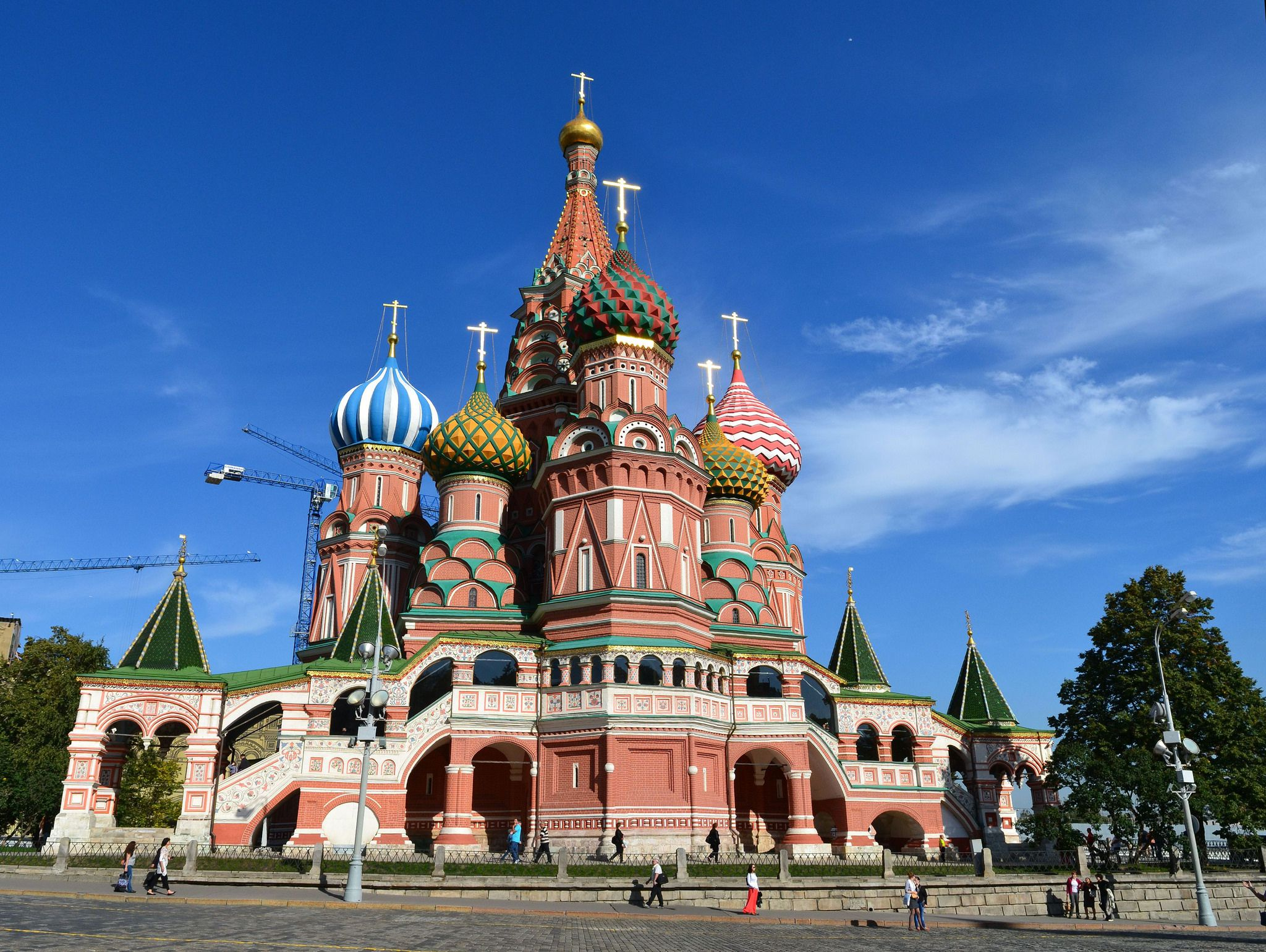Kids' Attractions in Moscow