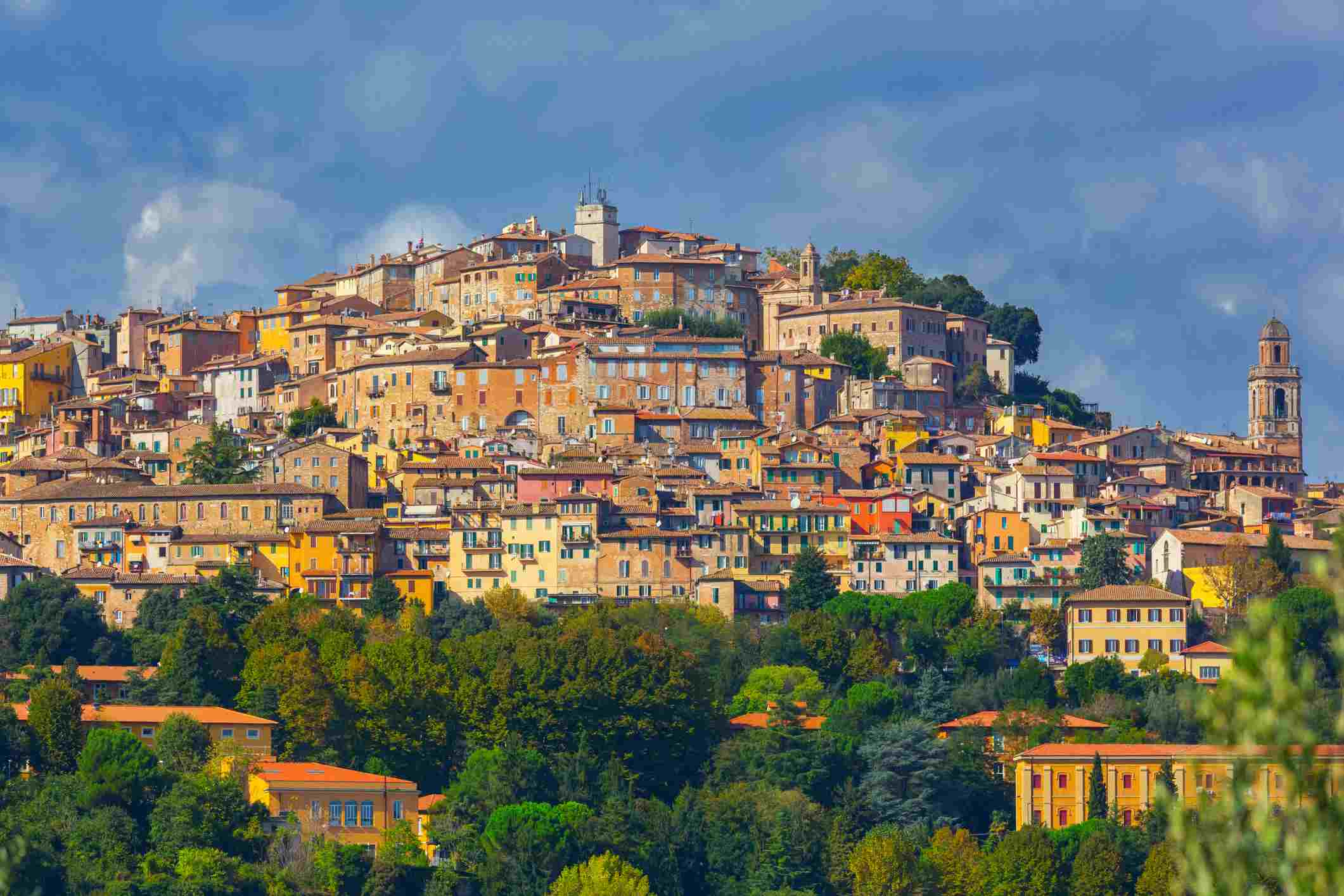 How To Get From Rome To Orvieto