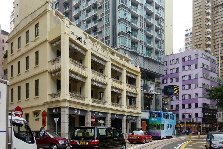 Wan Chai Pawn