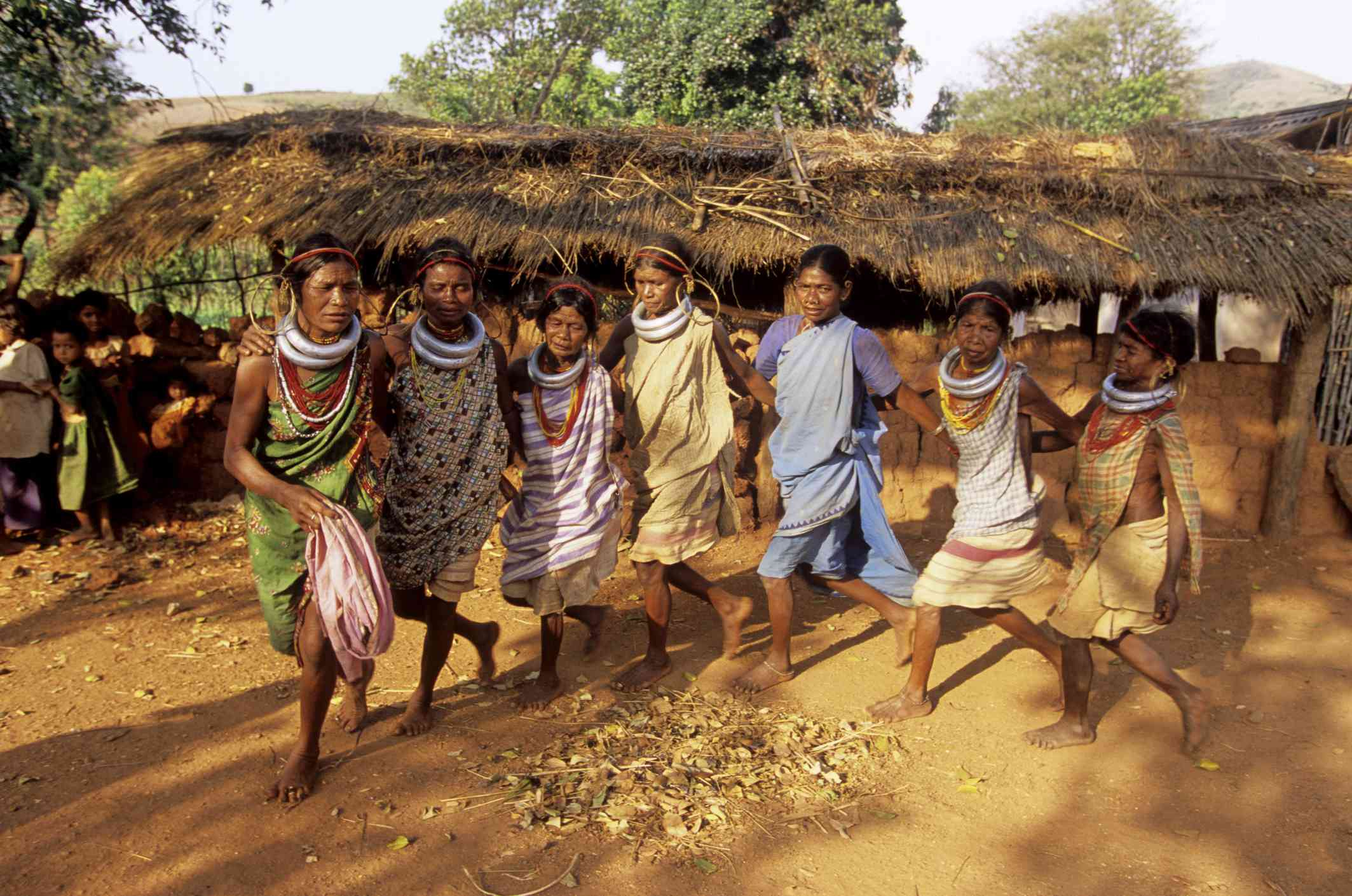 Gabada Tribe in Orissa