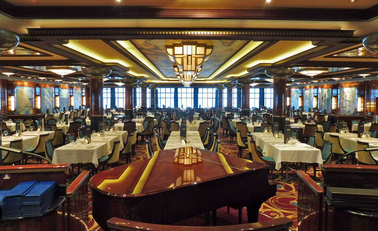 Norwegian Gem Cruise Ship Dining And Cuisine
