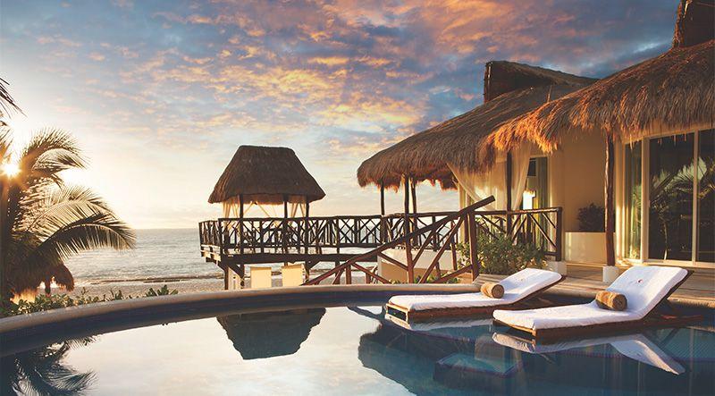 El Dorado Casitas Royale resort in Mexico's Riviera Maya