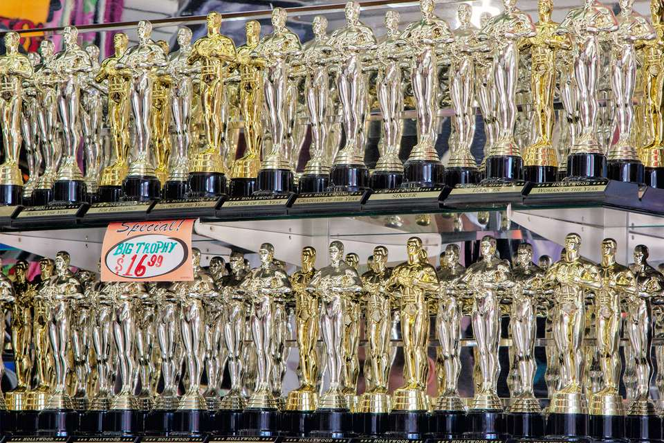 February is Academy Awards Month