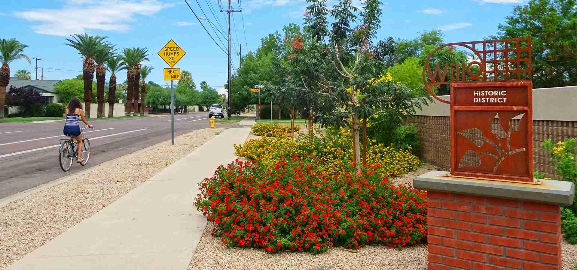 Willo Historical District, Phoenix