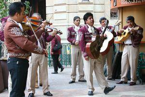 musicians in Guanajuato Mexico