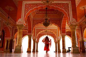 City Palace, Jaipur.