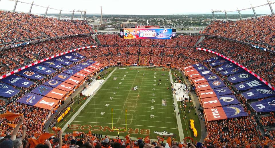 Resultado de imagen para Sports Authority Field at Mile High (Broncos Stadium at Mile High), EU