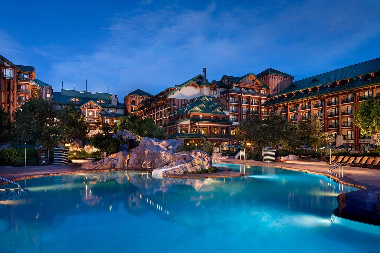 Wilderness Lodge, Disneyworld