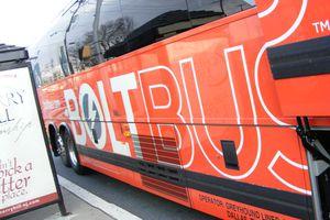 Bolt Bus Seattle